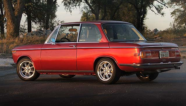 1968 Bmw 2002. BMW 2002 - my2002tii.com