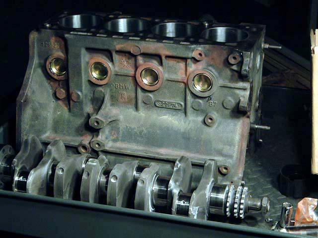 Bancada en ingles motor