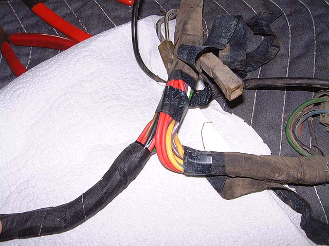wiring tape solidfonts coated black fabric insulation wiring harness electrical tape