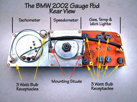 my2002tii.com | how to: dash gauges  www.my2002tii.com